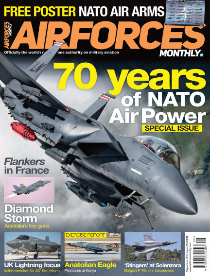 AirForces Monthly August 15, 2019 00:00