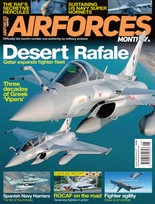 AirForces Monthly Aug 2019
