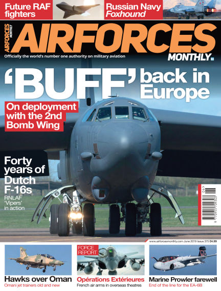 AirForces Monthly May 16, 2019 00:00