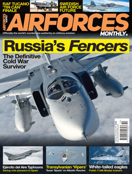 AirForces Monthly September 19, 2019 00:00
