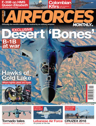 AirForces Monthly Feb 2019