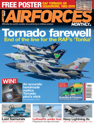 AirForces Monthly Mar 2019