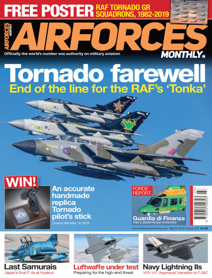 AirForces Monthly February 21, 2019 00:00