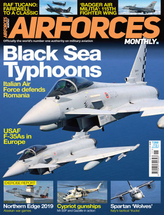 AirForces Monthly Nov 2019