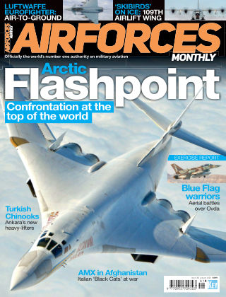 AirForces Monthly Jan 2020