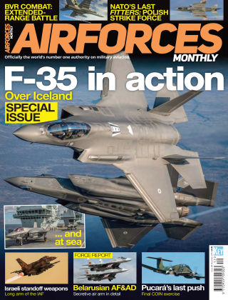 AirForces Monthly Dec 2019