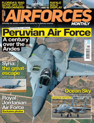AirForces Monthly Feb 2020