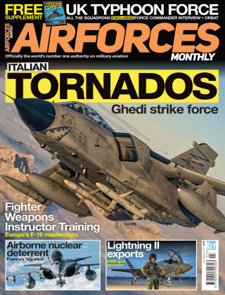AirForces Monthly Mar 2020