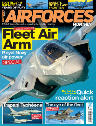 AirForces Monthly Apr 2020
