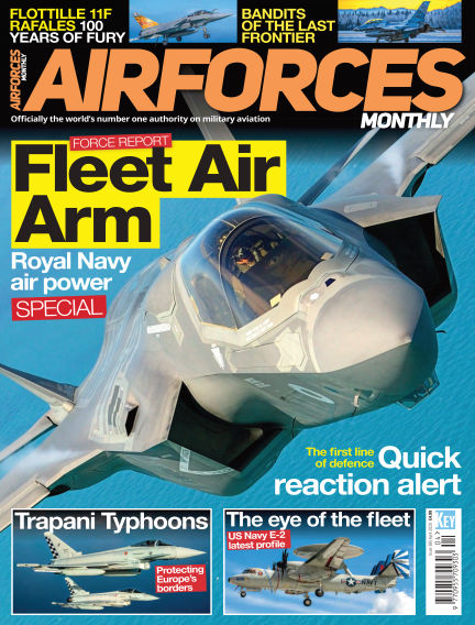 AirForces Monthly March 19, 2020 00:00