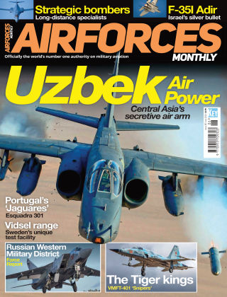 AirForces Monthly Jun 2020