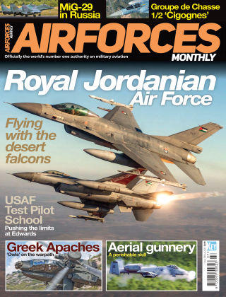 AirForces Monthly Jul 2020
