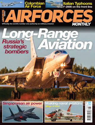 AirForces Monthly Aug 2020