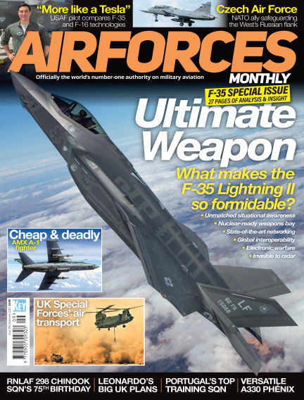 AirForces Monthly August 20, 2020 00:00