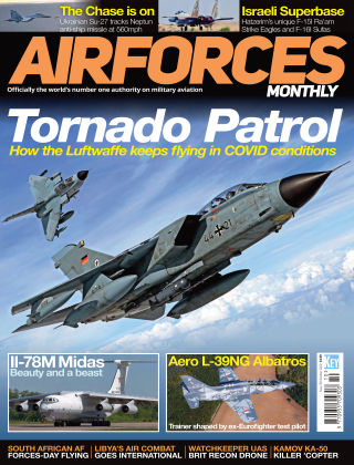 AirForces Monthly Oct 2020