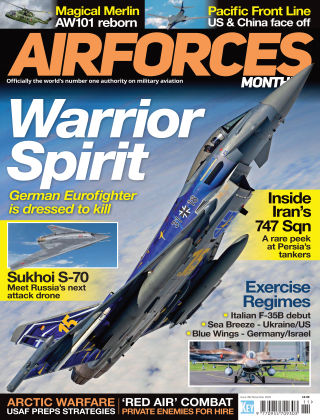 AirForces Monthly Nov 2020