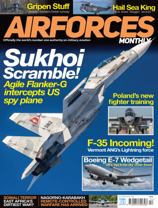 AirForces Monthly Dec 2020
