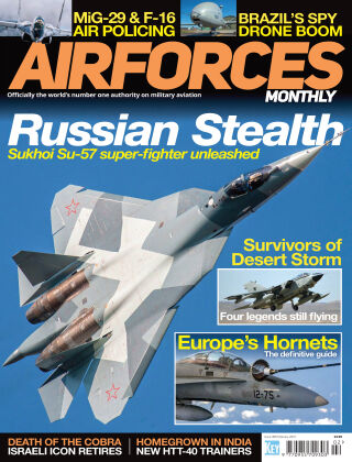 AirForces Monthly Feb 2021