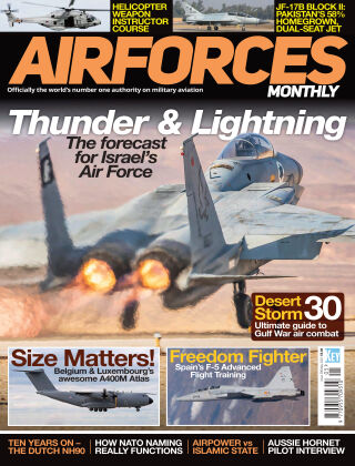 AirForces Monthly May 2021
