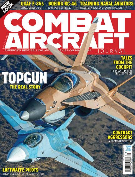 Combat Aircraft Journal December 20, 2019 00:00