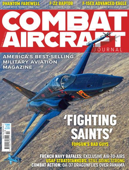 Combat Aircraft Journal January 02, 2020 00:00