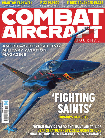 Combat Aircraft Journal January 02, 2020 00:00