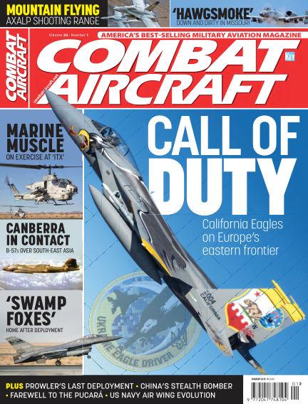 Combat Aircraft Journal December 20, 2018 00:00