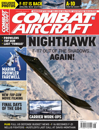 Combat Aircraft Journal May 2019