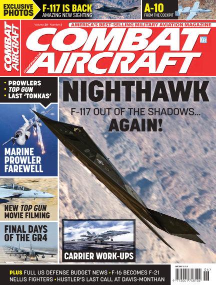 Combat Aircraft Journal April 04, 2019 00:00