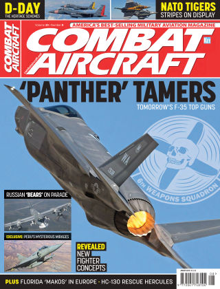 Combat Aircraft Journal Aug 2019