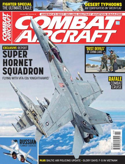 Combat Aircraft Journal May 02, 2019 00:00