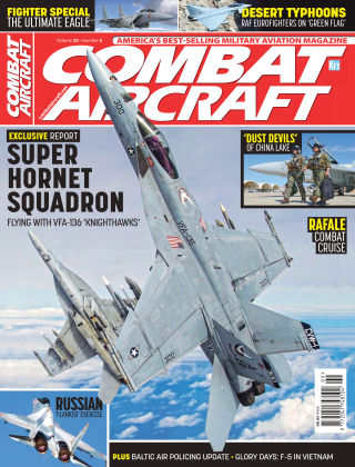 Combat Aircraft Journal Jun 2019