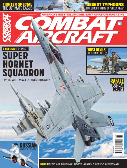Combat Aircraft Journal May 02, 2019 00:00
