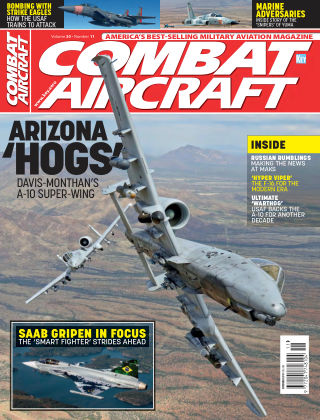 Combat Aircraft Journal Nov 2019
