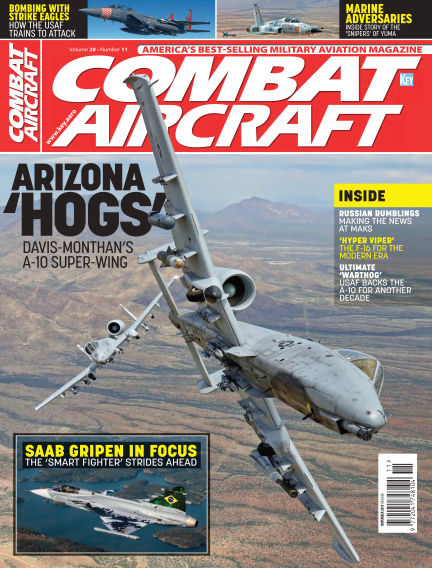Combat Aircraft Journal October 03, 2019 00:00