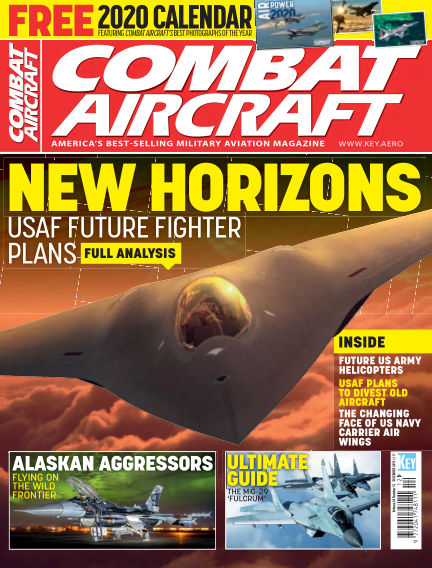 Combat Aircraft Journal November 07, 2019 00:00
