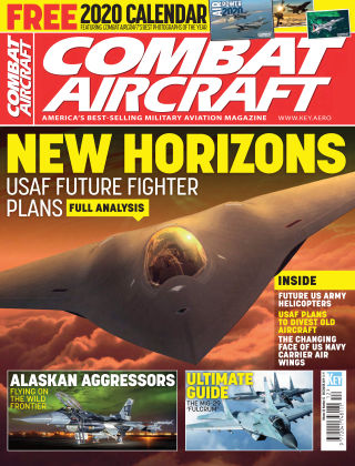 Combat Aircraft Journal Dec 2019