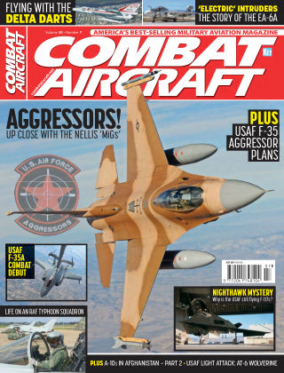 Combat Aircraft Journal Jul 2019