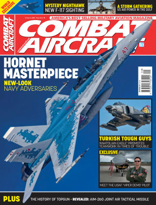 Combat Aircraft Journal Sep 2019