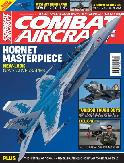 Combat Aircraft Journal August 01, 2019 00:00
