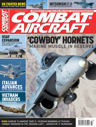 Combat Aircraft Journal Mar 2019