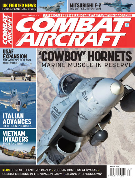 Combat Aircraft Journal February 07, 2019 00:00