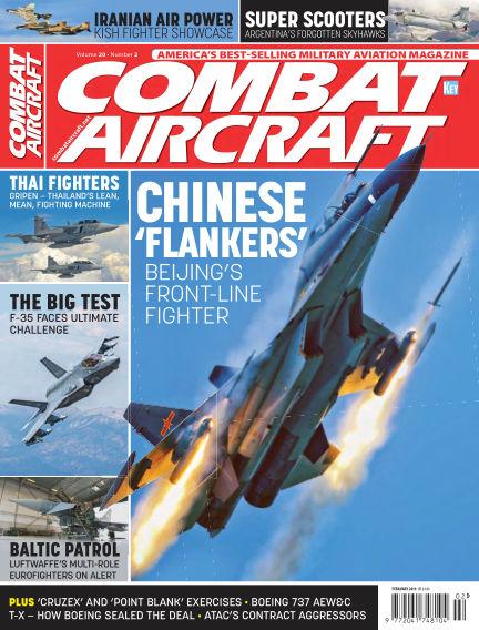 Combat Aircraft Journal January 03, 2019 00:00