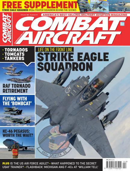 Combat Aircraft Journal March 07, 2019 00:00