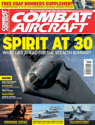 Combat Aircraft Journal Oct 2019