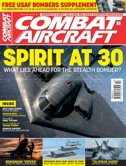 Combat Aircraft Journal September 05, 2019 00:00