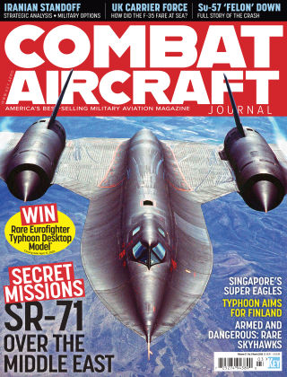 Combat Aircraft Journal Mar 2020