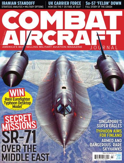 Combat Aircraft Journal February 06, 2020 00:00