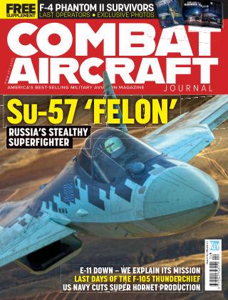 Combat Aircraft Journal Apr 2020