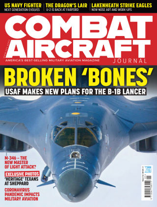 Combat Aircraft Journal May 2020